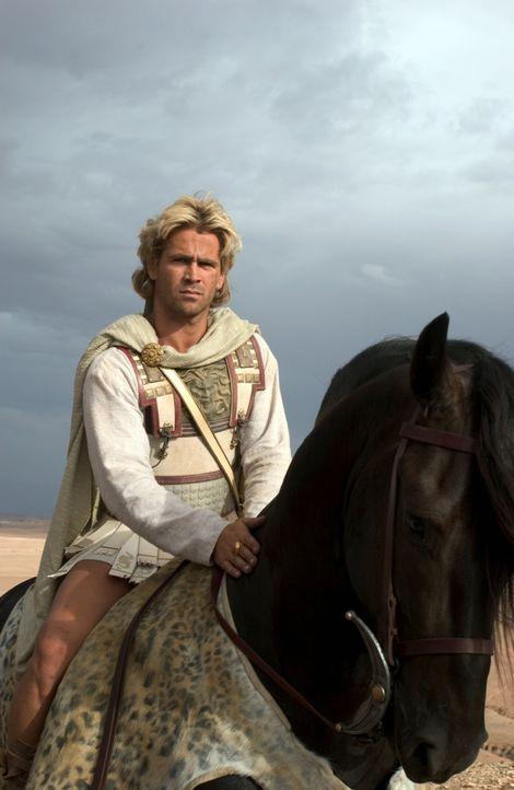 Alexander der Große (Colin Farrell) gehört zu den größten Eroberern aller Zeiten. Er dehnte sein Reich bis nach Persien, Ägypten und Indien aus ...... - Bildquelle: Constantin Film