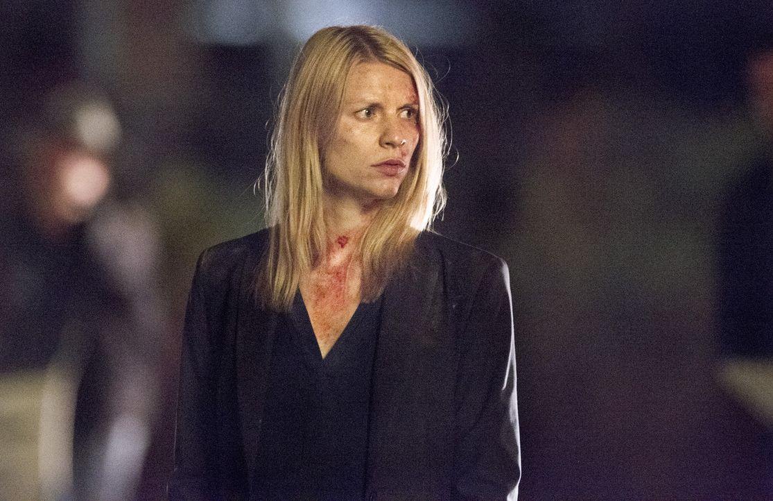 Nachdem sie von Abu Nazir freigelassen wurde, wagt sich Carrie (Claire Danes) nochmal ins Tunnelsystem, um den Top-Terroristen zu finden. Ein Fehler? - Bildquelle: 20th Century Fox International Television
