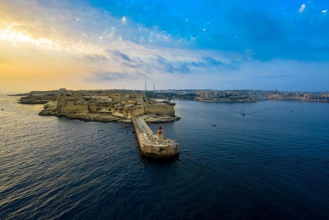 6. MaltaDer Inselstaat im Mittelmeer hängt Wales und England eindeutig ab wa...