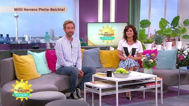 Frühstücksfernsehen - Frühstücksfernsehen - 12.06.2020: Die Besten Apps, Gute-news-jubiläum & Pleite-beichte Von Willi Herren