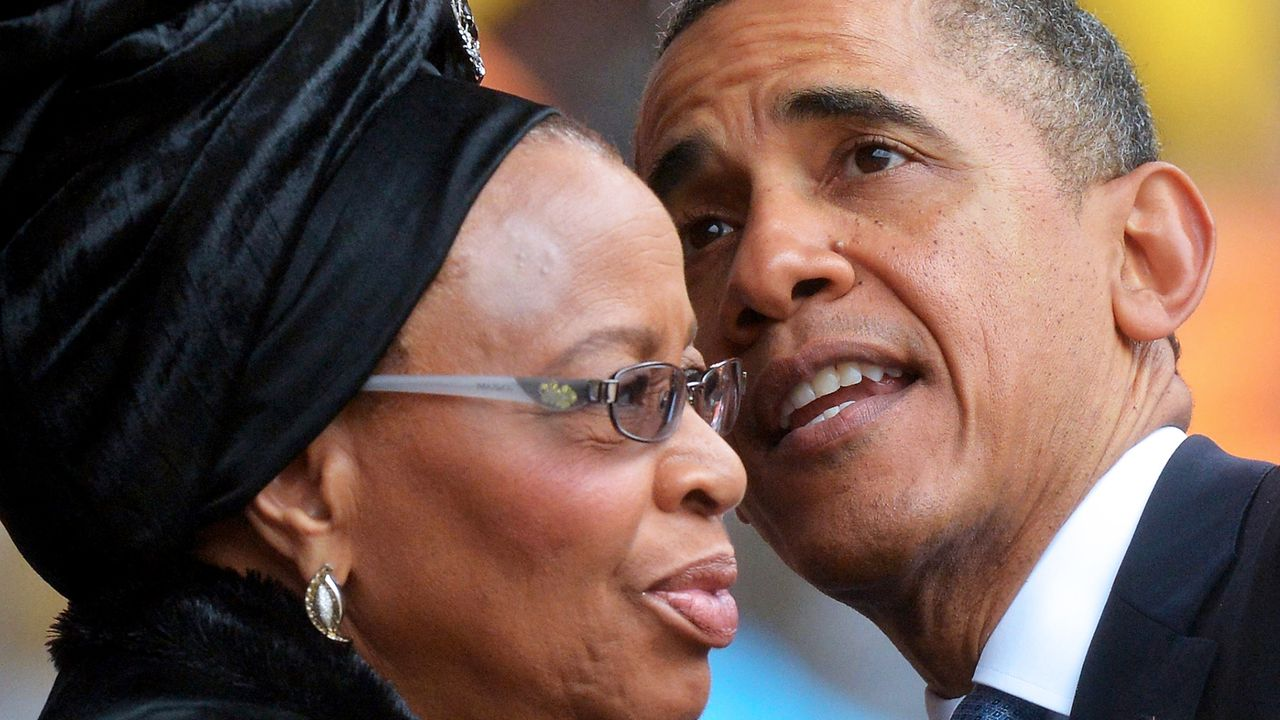 Beerdigung-Nelson-Mandela-13-12-10-18-AFP - Bildquelle: AFP