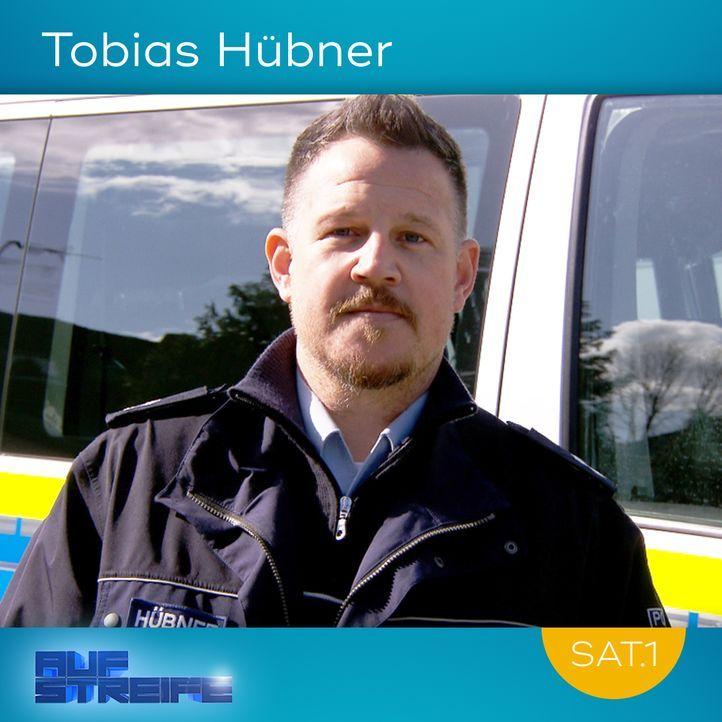 Tobias Hübner - Bildquelle: SAT.1