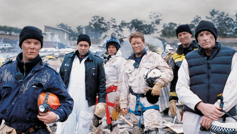 Heroes' Mountain - Eisige Hölle - Bildquelle: Sony Pictures Television International. All Rights Reserved