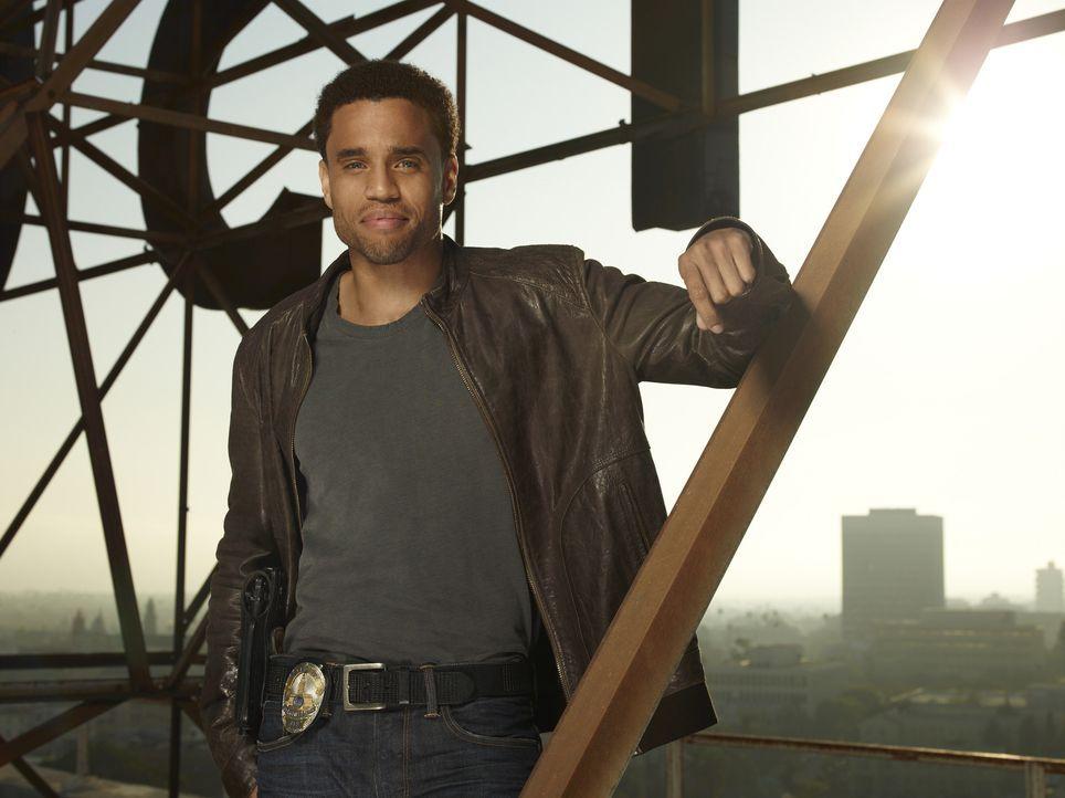 (1. Staffel) - Ein Weiberheld mit Einträgen im Jugendstrafregister: Cop Travis Marks (Michael Ealy) ... - Bildquelle: USA Network