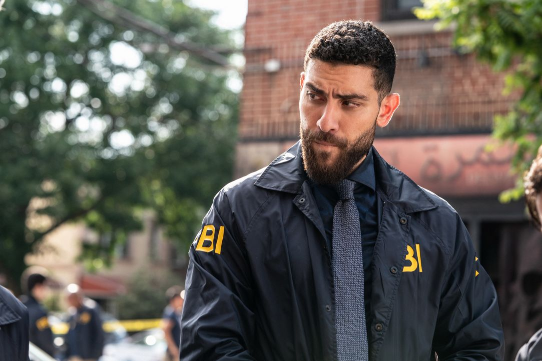 Special Agent Omar Adom 'OA' Zidan (Zeeko Zaki) - Bildquelle: Mark Schafer 2019 CBS Broadcasting, Inc. All Rights Reserved. / Mark Schafer