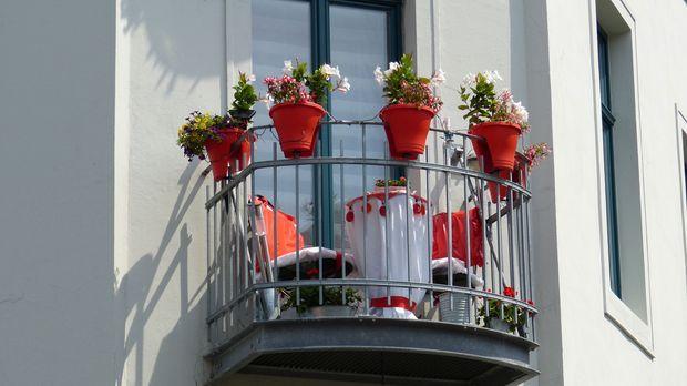 Balkonmöbel Für Kleinen Balkon Sat1 Ratgeber