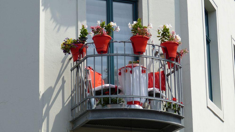 Balkonmöbel für kleinen Balkon - SAT.1 Ratgeber