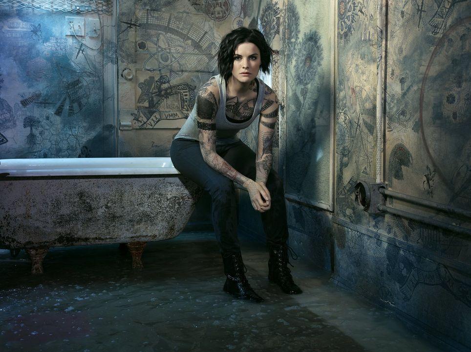 (2. Staffel) - Erfährt, wer ihre Mutter ist und was diese von ihr erwartet: Jane (Jaimie Alexander) ... - Bildquelle: Warner Brothers.