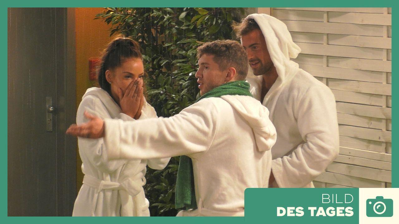 """""""Promi Big Brother"""" 2019: Zurück zum Luxus - Tag 5 - Bildquelle: SAT.1"""