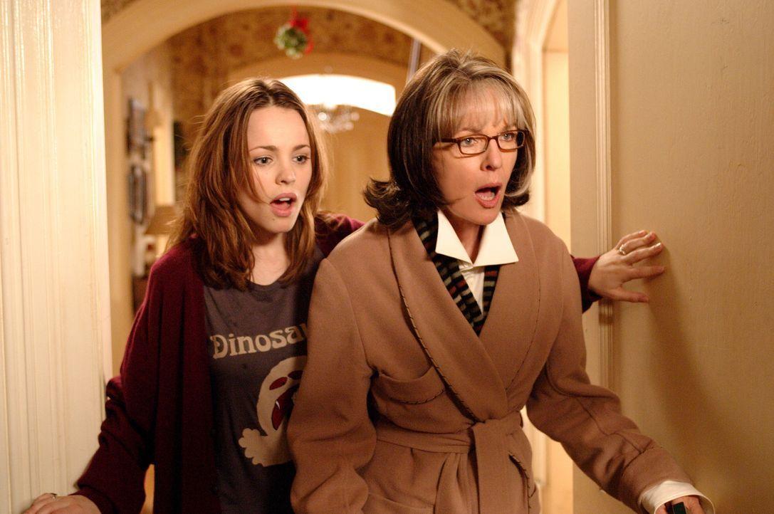 Nachdem Amy (Rachel McAdams, l.) die Freundin ihres Bruders bereits in New York kennengelernt hat, ist sie nicht gut auf sie zu sprechen und macht d... - Bildquelle: 2005 Twentieth Century Fox Film Corporation.  All rights reserved.