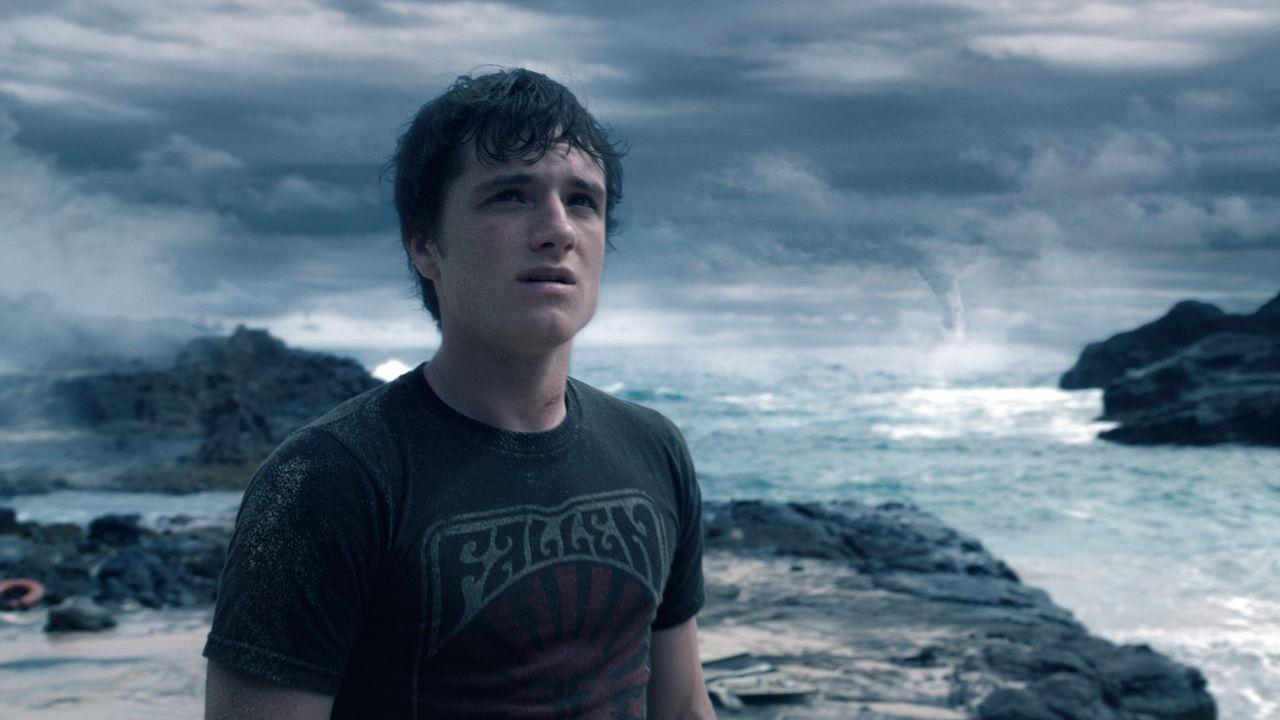 Sean (Josh Hutcherson) - Bildquelle: Warner Bros.