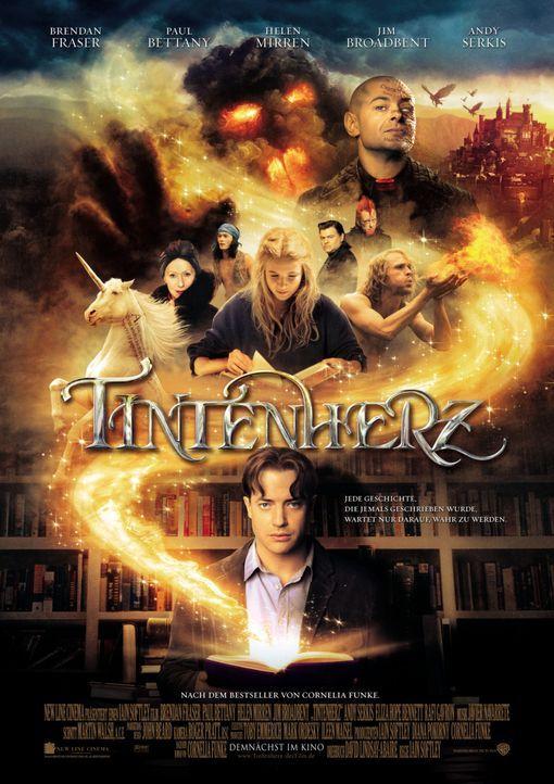 """""""Tintenherz"""" - Plakatmotiv - Bildquelle: Warner Brothers"""