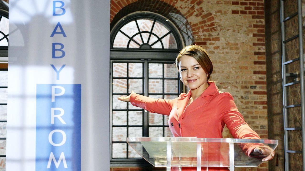 anna-und-die-liebe-Folge-185-02-SAT1-Oliver-Ziebe - Bildquelle: Sat.1/Oliver Ziebe
