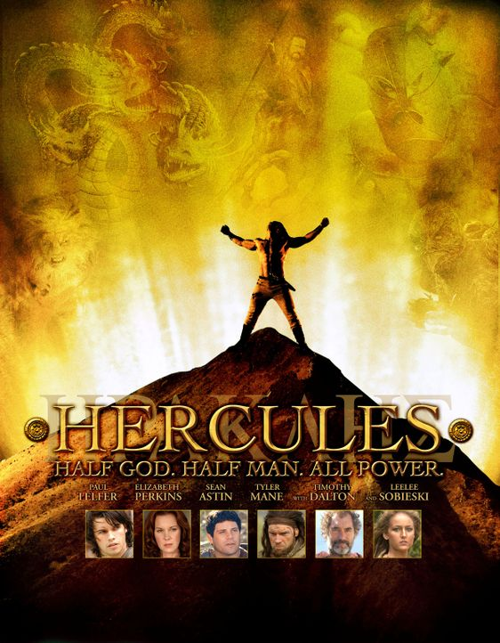 Hercules - Bildquelle: Ken George Hallmark Entertainment