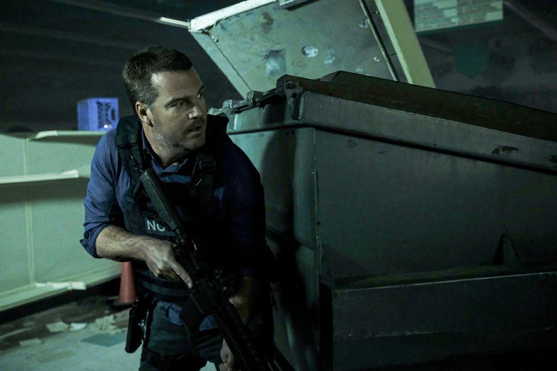 G. Callen (Chris O'Donnell) - Bildquelle: Trae Patton 2020 CBS Broadcasting Inc. All Rights Reserved. / Trae Patton