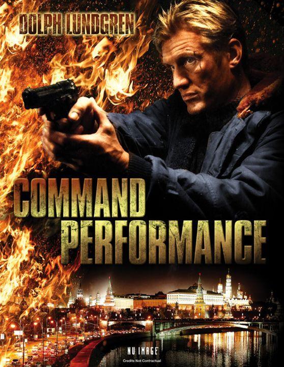 COMMAND PERFORMANCE - Plakatmotiv - Bildquelle: Nu Image