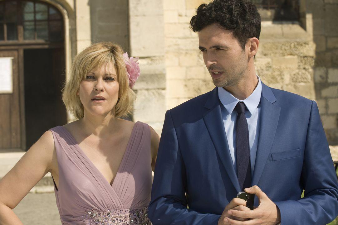 Wird sich Fred (Vanessa Valence, l.) endlich trauen, Hyppolite (Raphaël Ferret, r.) ihre Gefühle zu offenbaren? - Bildquelle: 2014 BEAUBOURG AUDIOVISUEL
