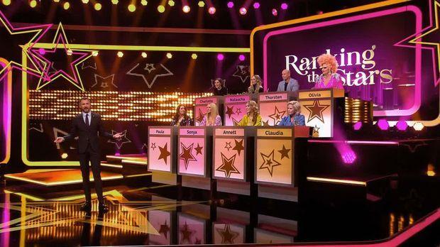 Ranking The Stars - Ranking The Stars - Ranking The Stars: Folge 4