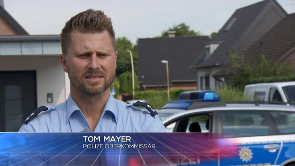 POL - Tom Mayer - Bildquelle: SAT.1