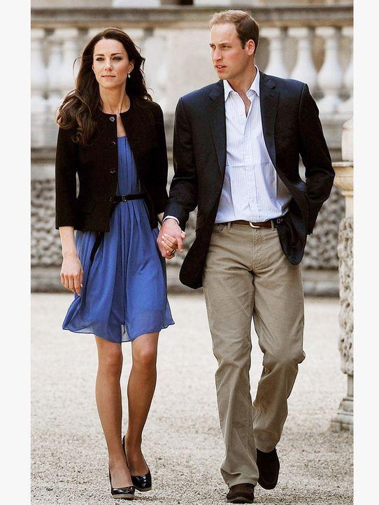 Kate-Middleton-Prinz-William-11-04-30-dpa - Bildquelle: dpa
