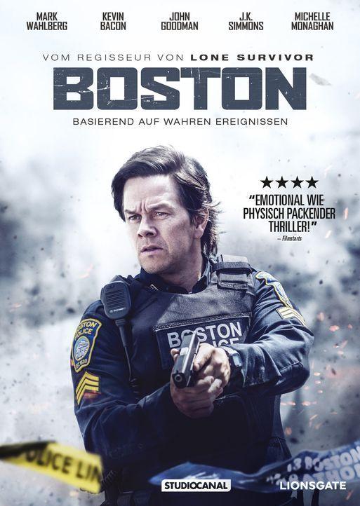 Boston - Artwork - Bildquelle: 2016 CBS Films Inc. and Lionsgate Films Inc.