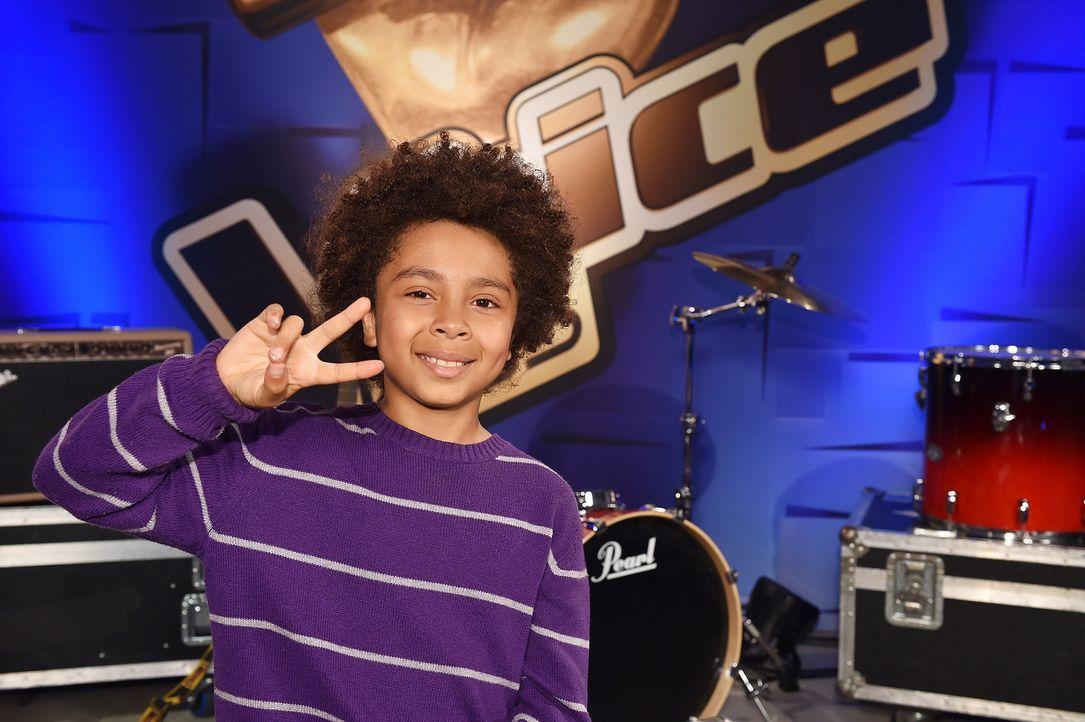 The-Voice-Kids-Stf04-Epi03-Amaro-02-SAT1-Andre-Kowalski - Bildquelle: SAT.1/ André Kowalski