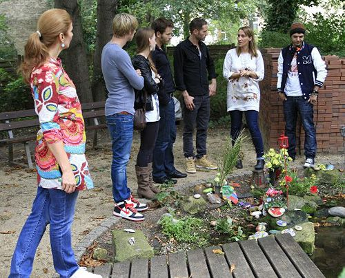Besuch im Kinderhospiz Sonnenhof - Bildquelle: Sabrina Mohr