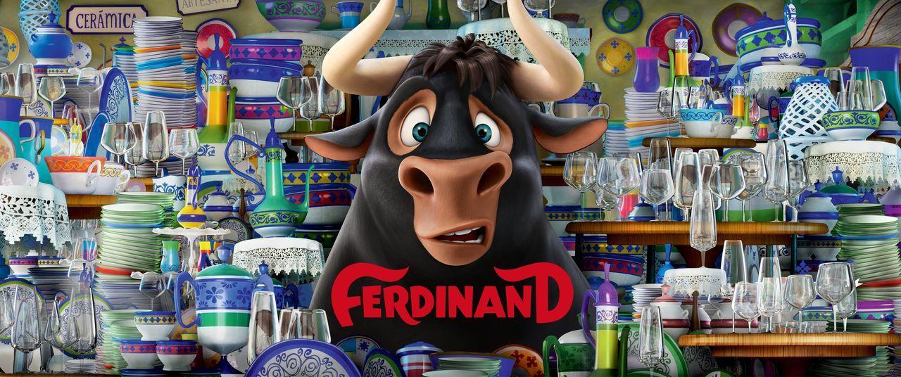 Ferdinand - Geht STIERisch ab! - Artwork - Bildquelle: 2017 Twentieth Century Fox Film Corporation. All rights reserved.