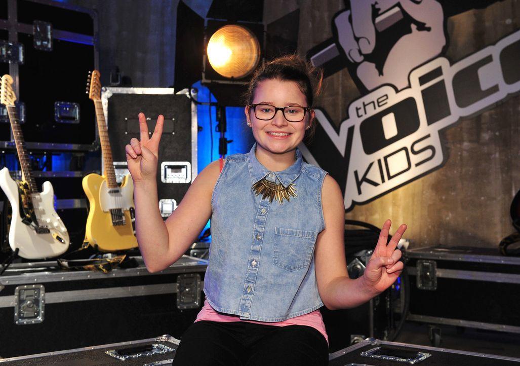 The-Voice-Kids-Stf02-Epi06-Patrizia-108-SAT1-Andre-Kowalski - Bildquelle: SAT.1/Andre Kowalski