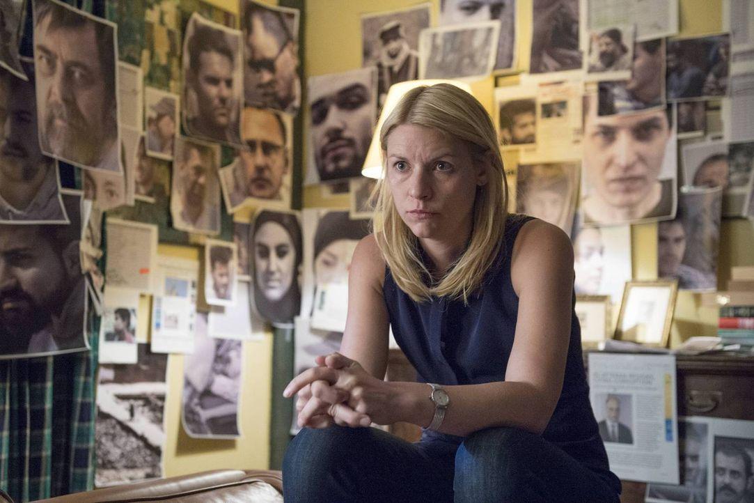 Nachdem Carrie (Claire Danes) erfahren hat, dass der Anschlag im Libanon ihr gegolten hat, will sie herausfinden, wer hinter der ganzen Sache steckt... - Bildquelle: Stephan Rabold 2015 Showtime Networks, Inc., a CBS Company. All rights reserved.