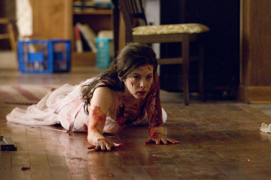 Bereits nach wenigen Stunden wird Kristen (Liv Tyler) klar, dass diese Nacht lang wird. Vielleicht zu lang, um zu überleben ... - Bildquelle: Glenn Watson 2007 Focus Features LLC.  All Rights Reserved. / Glenn Watson