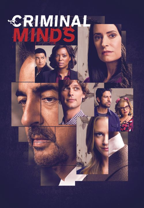(14. Staffel) - Criminal Minds - Artwork - Bildquelle: ABC Studios