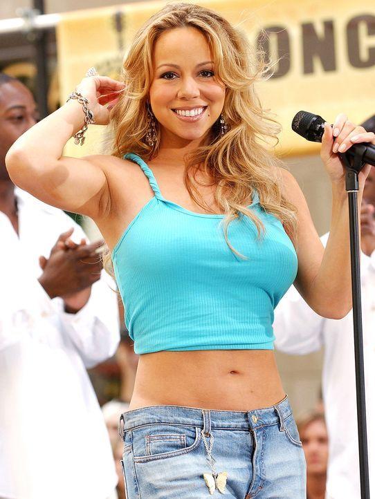 Mariah-Carey-03-05-30-getty-AFP - Bildquelle: getty-AFP