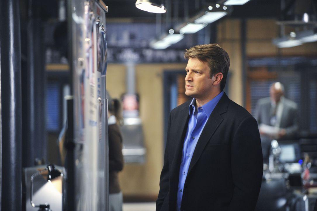 Wer hat den Regierungskritiker Dale Tanner getötet? Castle (Nathan Fillion) hat bereits einen Verdacht. Wird sich dieser bestätigen? - Bildquelle: ABC Studios
