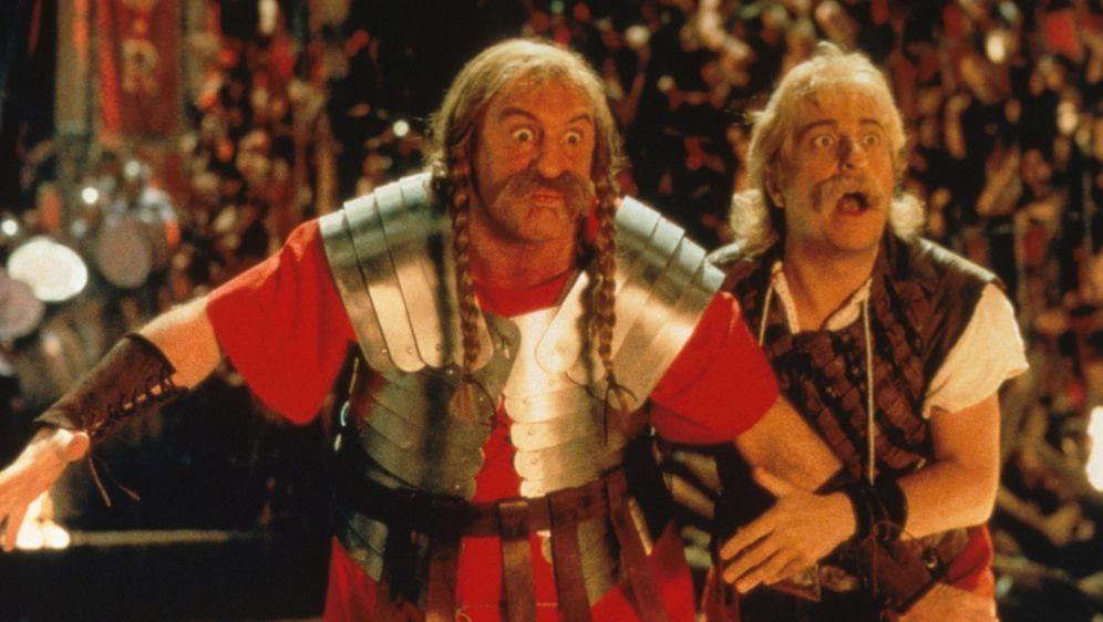 Asterix & Obelix gegen Cäsar - Film - SAT.1
