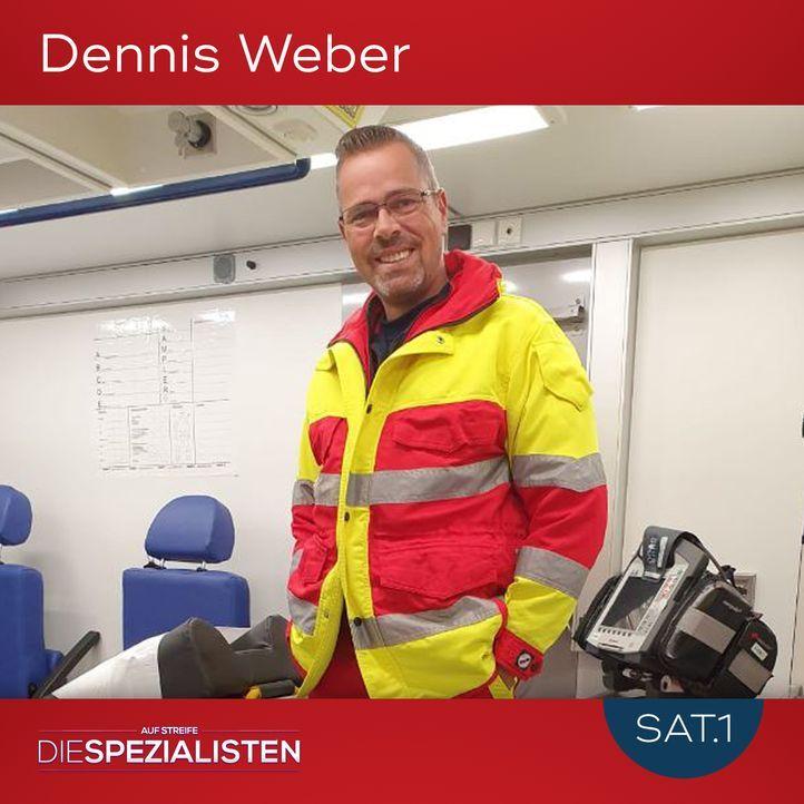 Dennis Weber - Bildquelle: SAT.1