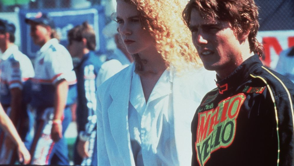 Tage des Donners - Days of Thunder - Bildquelle: Paramount Pictures