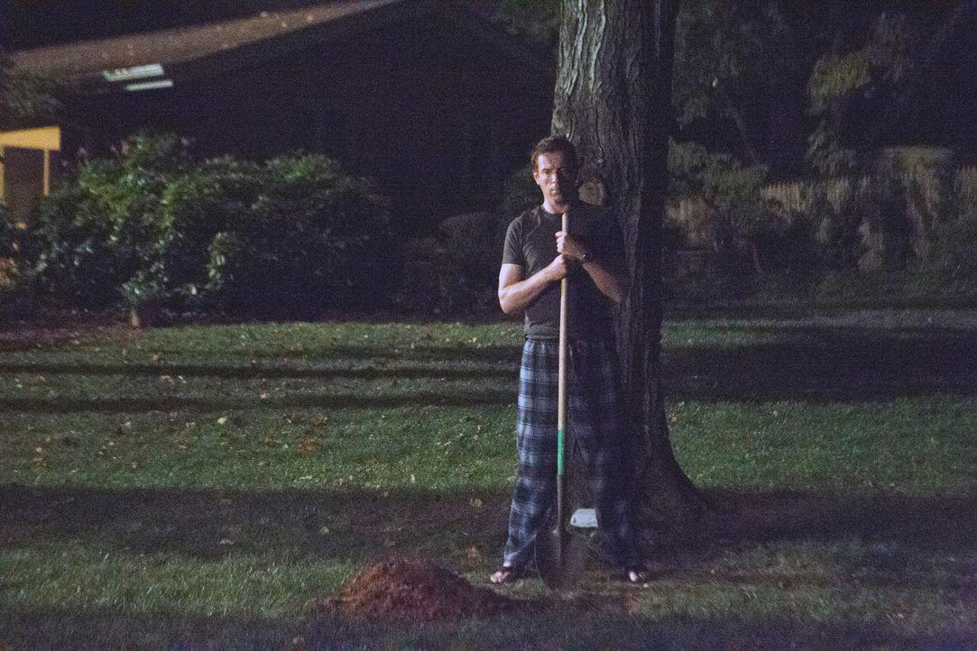 Was führt Brody (Damian Lewis) im Schilde? - Bildquelle: 20th Century Fox International Television