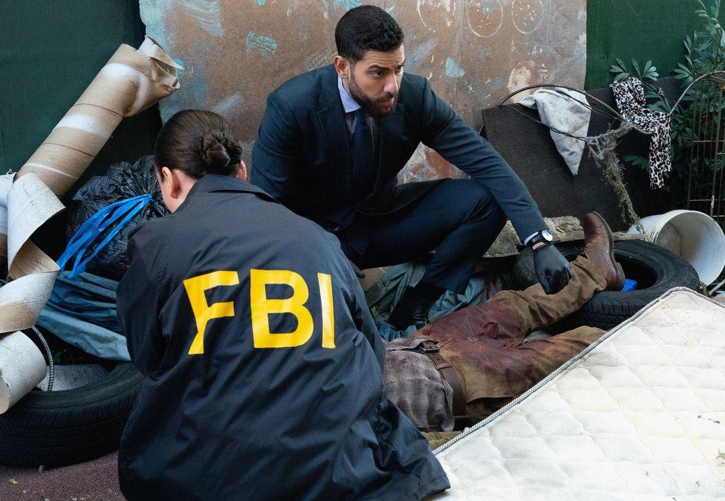 Special Agent Omar Adom 'OA' Zidan (Zeeko Zaki) - Bildquelle: Mark Schafer 2019 CBS Broadcasting, Inc. All Rights Reserved / Mark Schafer