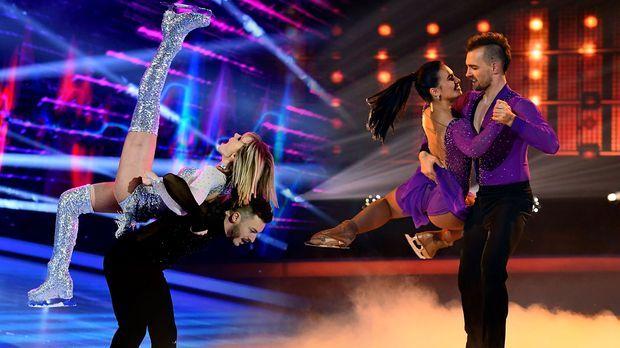 Dancing On Ice - Dancing On Ice - Show 6:packende Küren Mit Viel Gefühl Im Großen Halbfinale