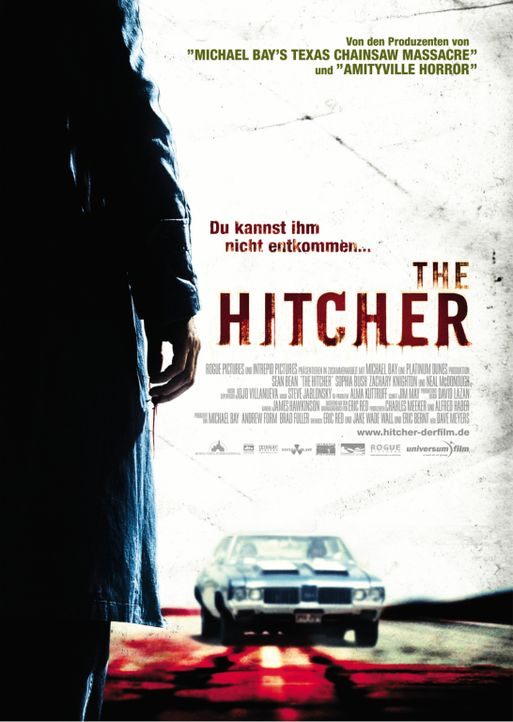 The Hitcher - Plakatmotiv