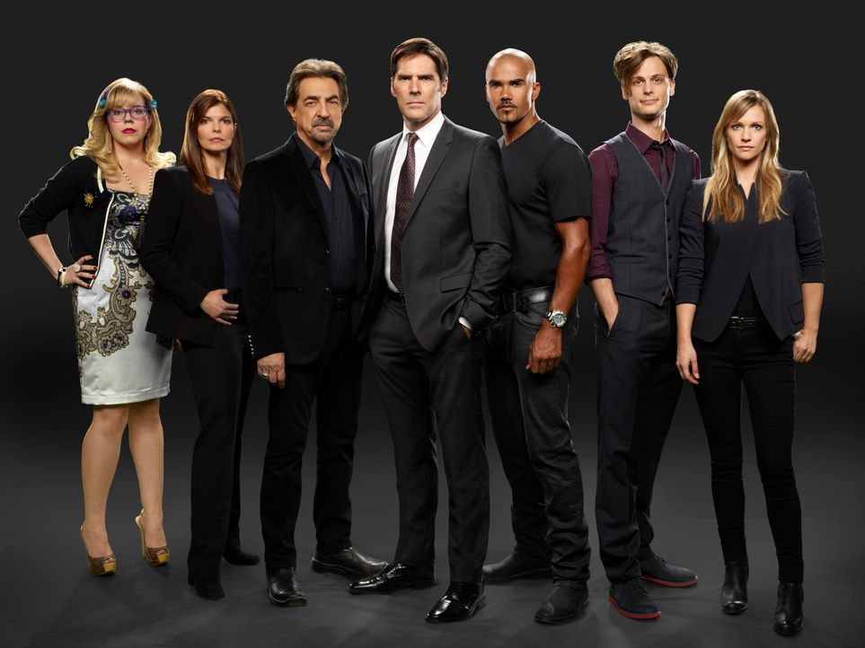 CRIMINAL_MINDS_787233_Staffel_9 - Bildquelle: © 2013 American Broadcasting Companies, Inc. All rights reserved.