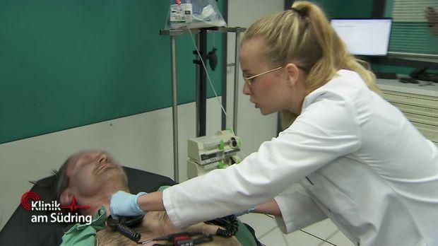 Klinik Am Südring - Klinik Am Südring - Blau Angelaufen