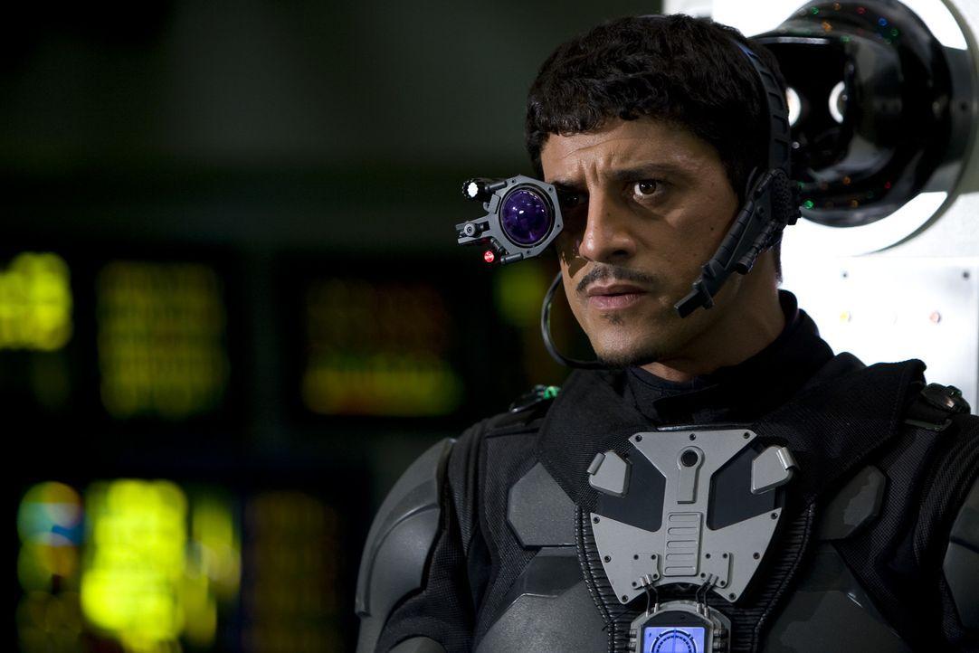 Breaker (Saïd Taghmaoui) hat seine Feinde genau im Visier ... - Bildquelle: 2009 Paramount Pictures Corporation. All Rights Reserved. Reserved.