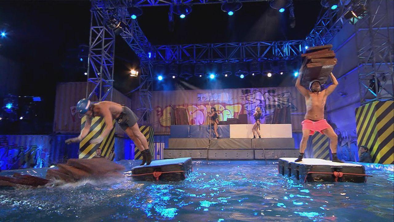 PBB Live Duell - Bildquelle: SAT.1
