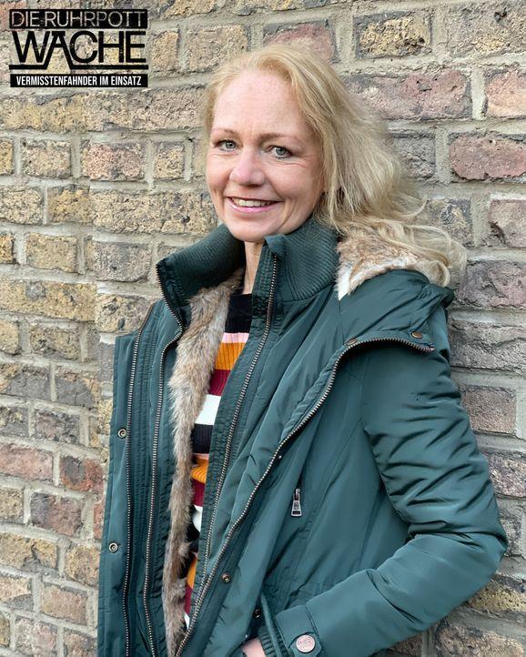 Sabine Dietz - Kriminalhauptkommissarin