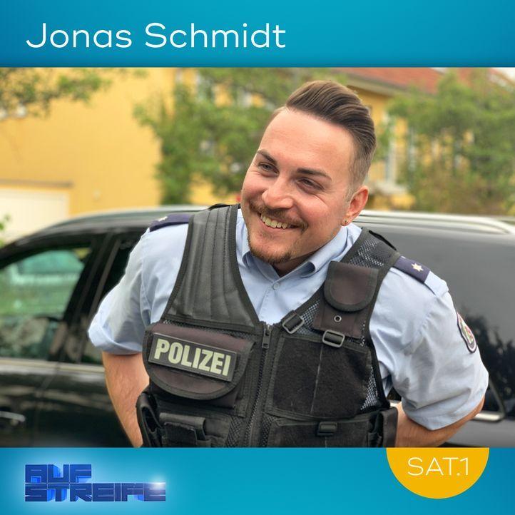 Jonas Schmidt - Bildquelle: SAT.1