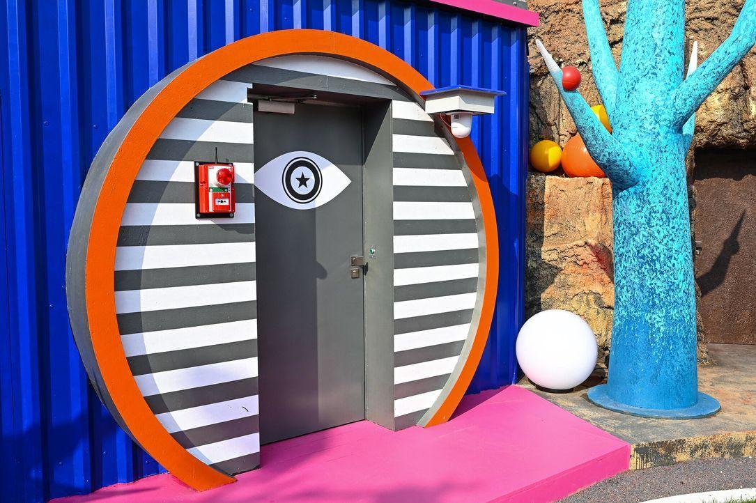 Promi Big Brother 2021 - Die ersten Fotos der Bereiche - 2272795 - Bildquelle: SAT.1/Willi Weber