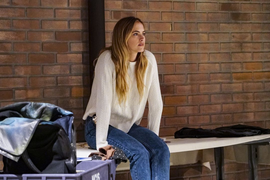 Ellie Bishop (Emily Wickersham) - Bildquelle: Bill Inoshita 2018 CBS Broadcasting, Inc. All Rights Reserved/Bill Inoshita