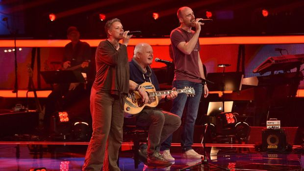The Voice Senior - The Voice Senior - Staffel 2 Episode 2: Blind Audition 2